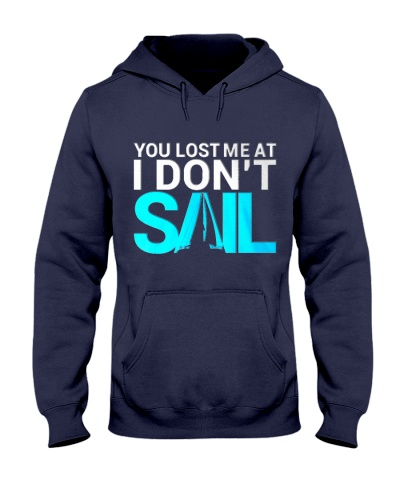 Sailing Shirts - Apparel for Yachting - Hoodie