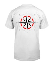Sailing clothes - Yachting apparel - Navigator Classic T-Shirt back