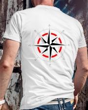Sailing clothes - Yachting apparel - Navigator Classic T-Shirt lifestyle-mens-crewneck-back-2