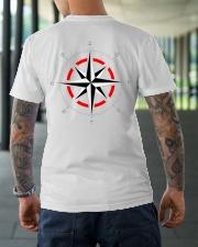 Sailing clothes - Yachting apparel - Navigator Classic T-Shirt lifestyle-mens-crewneck-back-3