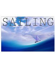 Sailboat Poster Wall Art  36x24 Poster front