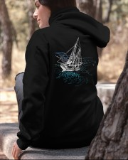 Unisex Sailing Hoodies - Sailboat Collection Hooded Sweatshirt apparel-hooded-sweatshirt-lifestyle-06