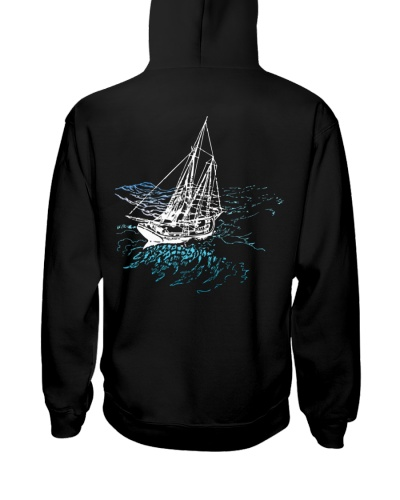 Unisex Sailing Hoodies - Sailboat Collection