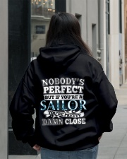 Sailing Apparel - Perfect Sailor Hoodie Hooded Sweatshirt lifestyle-unisex-hoodie-back-2