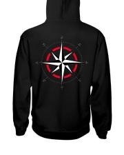 Navigator - Sailing clothes - Yachting apparel  Hooded Sweatshirt back