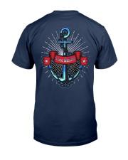 Shop Sailing T-Shirts Online - Gone Sailing Classic T-Shirt back