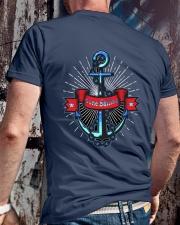 Shop Sailing T-Shirts Online - Gone Sailing Classic T-Shirt lifestyle-mens-crewneck-back-2