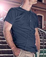 Shop Sailing T-Shirts Online - Gone Sailing Classic T-Shirt lifestyle-mens-crewneck-front-5