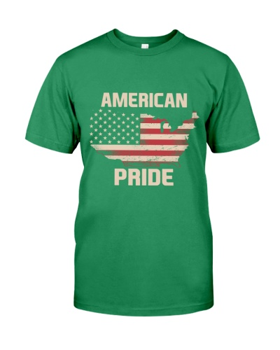 American Pride - Limited Edition Patriot T-shirt