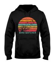 Bird Watcher Ornithologist Gift B Hooded Sweatshirt thumbnail