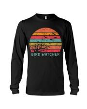 Bird Watcher Ornithologist Gift B Long Sleeve Tee thumbnail