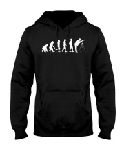Birder Evolution Bird Watching Birdi Hooded Sweatshirt thumbnail
