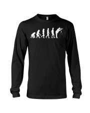 Birder Evolution Bird Watching Birdi Long Sleeve Tee thumbnail
