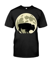 Bison Lover T-Shirt for Hal Classic T-Shirt thumbnail