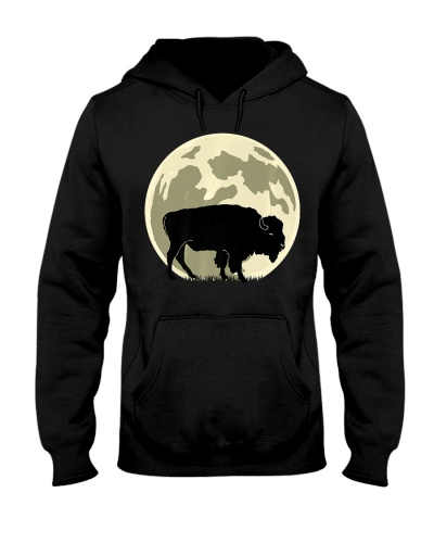 Bison Lover T-Shirt for Hal