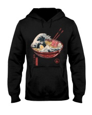 Great Ramen Wave T-Shirt Hooded Sweatshirt thumbnail