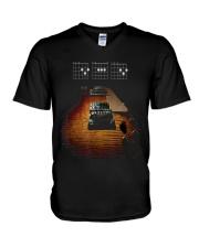 Dad Guitar Chord T-Shirt V-Neck T-Shirt thumbnail