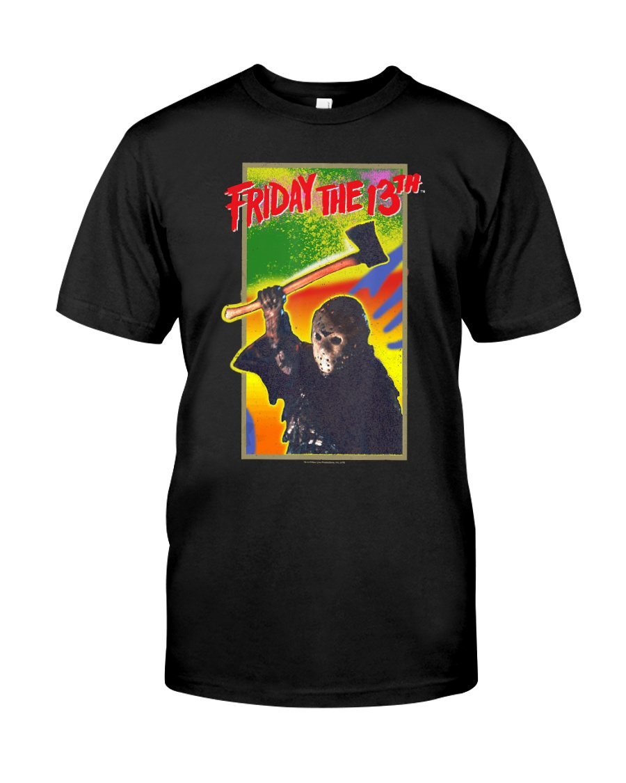 Friday the 13th Retro Game T-Shirt Classic T-Shirt