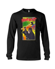 Friday the 13th Retro Game T-Shirt Long Sleeve Tee thumbnail