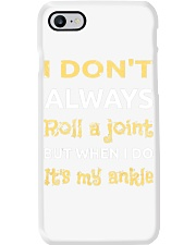 I don't Always roll a joint Phone Case thumbnail
