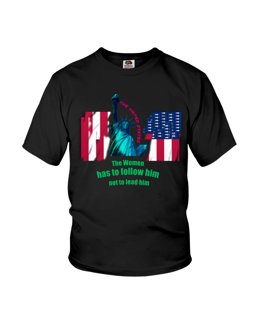 The united states  Youth T-Shirt