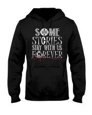 vampire diaries  Hooded Sweatshirt front