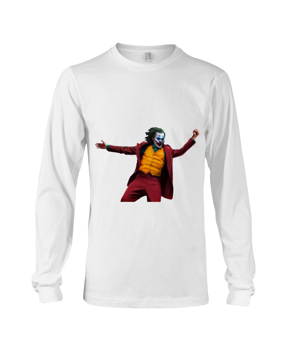 Limited Edition  the clown Sweatshirt Long Sleeve Tee