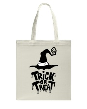Trick or Treat Tote Bag front