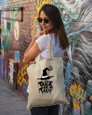 Trick or Treat Tote Bag lifestyle-totebag-front-1