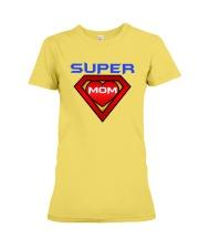 Super Mom Premium Fit Ladies Tee thumbnail