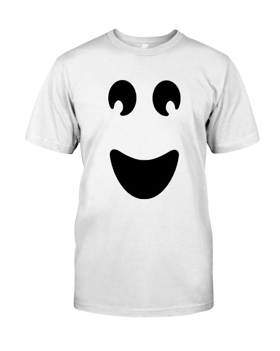 Ghost of Halloween Premium Fit Mens Tee