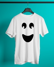 Ghost of Halloween Premium Fit Mens Tee lifestyle-mens-crewneck-front-3
