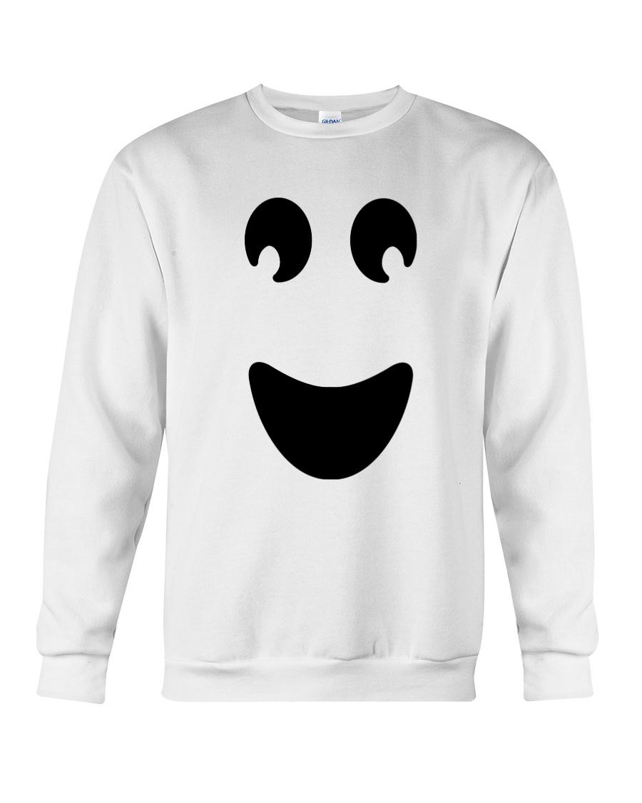 Ghost of Halloween Crewneck Sweatshirt