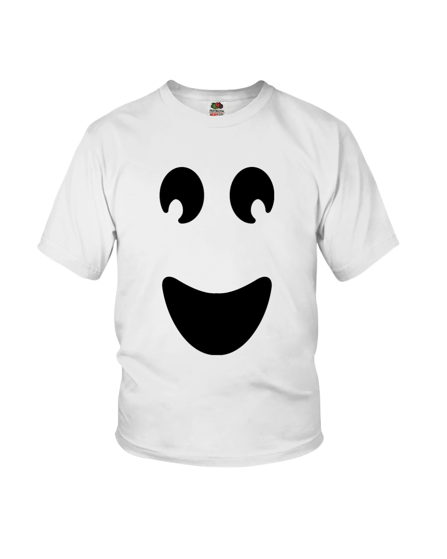Ghost of Halloween Youth T-Shirt