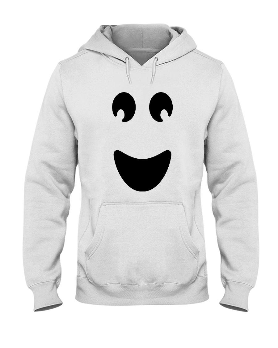 Ghost of Halloween Hooded Sweatshirt