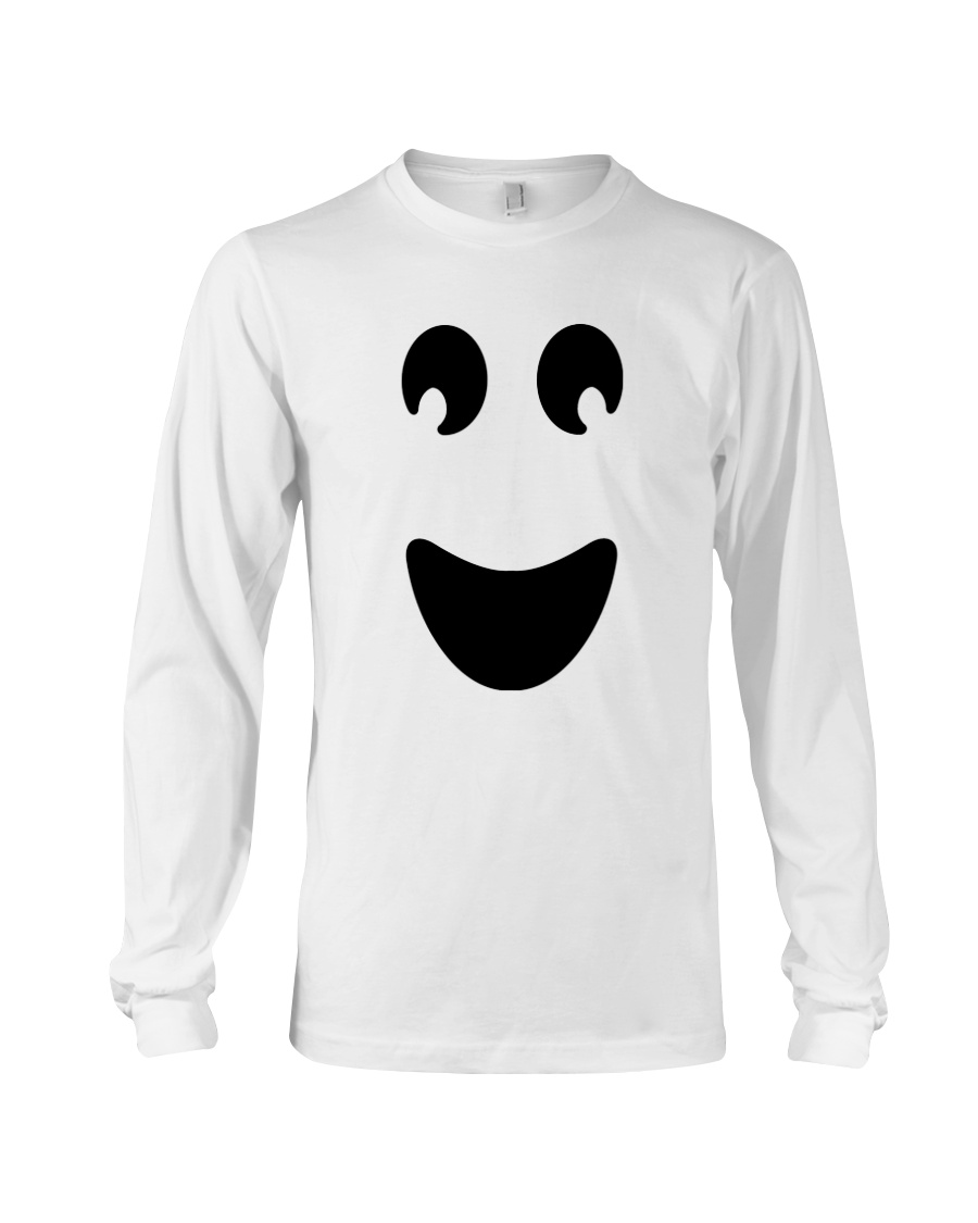 Ghost of Halloween Long Sleeve Tee