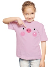 Halloween Peppa Pig  Youth T-Shirt lifestyle-youth-tshirt-front-2