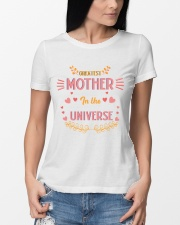 Greatest Mother In The Universe Premium Fit Ladies Tee lifestyle-women-crewneck-front-10