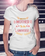 Greatest Mother In The Universe Premium Fit Ladies Tee lifestyle-women-crewneck-front-7
