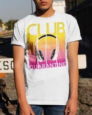 Club quarantine Classic T-Shirt apparel-classic-tshirt-lifestyle-29