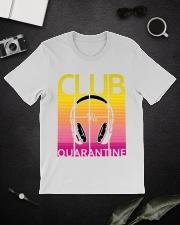 Club quarantine Classic T-Shirt lifestyle-mens-crewneck-front-16