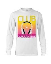Club quarantine Long Sleeve Tee thumbnail