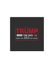 Trump 2020 Square Magnet thumbnail