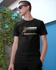 Darwinism Darwin Quitters Shirt Classic T-Shirt apparel-classic-tshirt-lifestyle-17