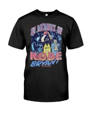 In Memory Of Kobe Bryant Shirt Premium Fit Mens Tee thumbnail