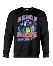 In Memory Of Kobe Bryant Shirt Crewneck Sweatshirt tile