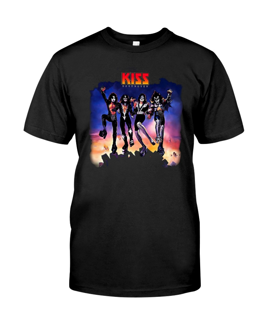 Kiss Destroyer Shirt Classic T-Shirt