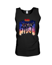 Kiss Destroyer Shirt Unisex Tank tile