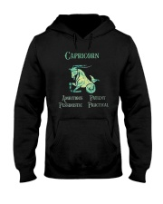 Capricorn Ambitious Patient Pessimistic Shirt Hooded Sweatshirt thumbnail