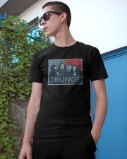 Grunge Shirt Classic T-Shirt apparel-classic-tshirt-lifestyle-17